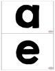 Syllable Patterns & Vowel Cards - A Multi-Sensory Activity