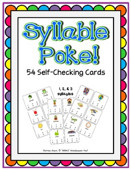 Syllable Poke!