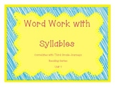 Syllable Practice with Journeys