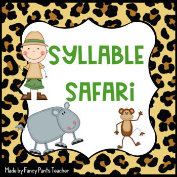Syllable Safari