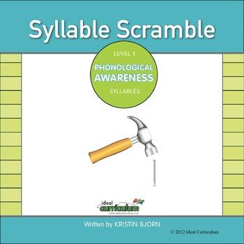 Syllable Scramble