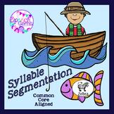 Syllable Segmentation Fishing Game
