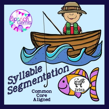 Syllable Segmentation Fishing Game