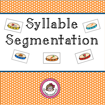 Syllable Segmentation - Tapping out with a Tambourine