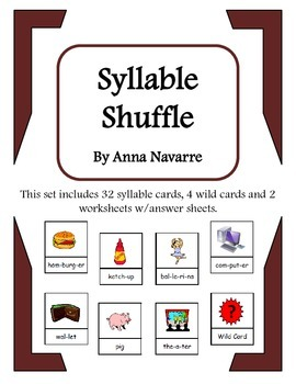 Syllable Shuffle