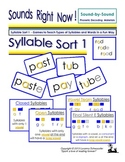 Syllable Sort 1