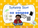 Syllable Sort with QR Codes: 1-5 Syllables