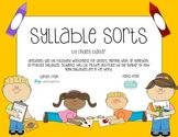 Syllable Sorts Year Round