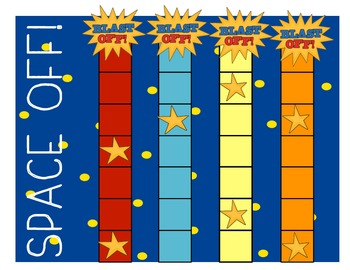 Syllable Space Off File Folder Game
