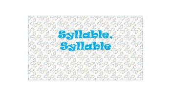 Syllable, Syllable