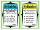 Syllable Task Cards