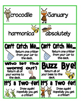 Syllable Tiny Activity Pack