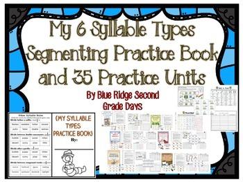 Syllable Types Bundle