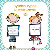 Syllable Types Puzzles