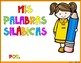 Syllable Word Mats in Spanish