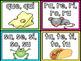 Syllable Word Wall Cards in Spanish