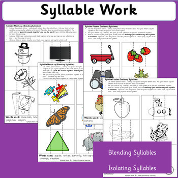 Syllable Work (SASSOON)
