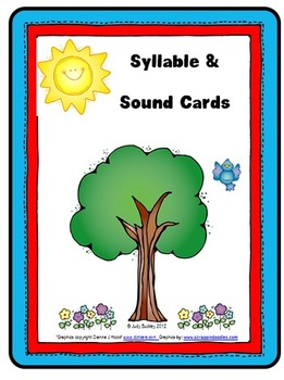 Syllable and Sound Cards for Every Month of the Year