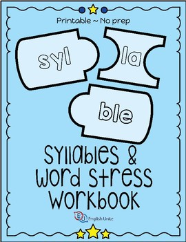 Syllable and Word Stress Workbook