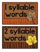 Syllables,