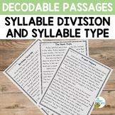Orton-Gillingham: Syllable Division Syllable Types | Stori