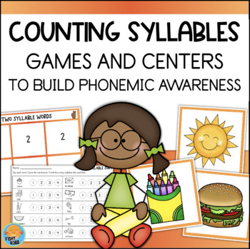 Syllables Activities and Games: Segmenting Words