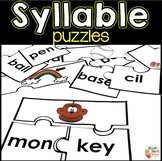 Syllable Puzzles