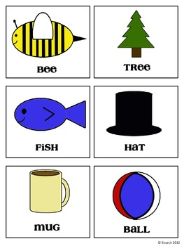 Syllables Activities Mini Packet