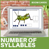 Syllables | Boom Learning |