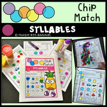 Syllables Chip Match