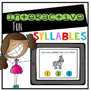 Syllables Digital Interactive Fun