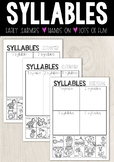 Syllables | Distance Learning