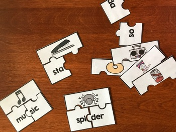 Syllables Games