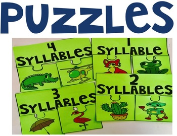 Syllables Hands-On