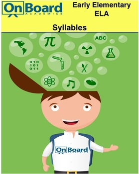 Syllables-Interactive Lesson