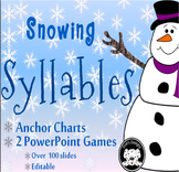 Syllables Interactive PowerPoint Games