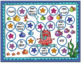 Syllables Matching Game: Open & Closed Syllables (40 Task