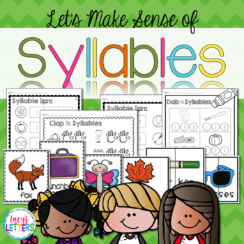 Syllables Practice