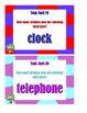 Syllables Set 2 - Task Cards