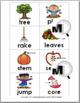 Syllables Sort - Autumn Theme ~ Fall Theme - Autumn Activi