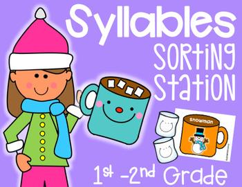 Syllables Sorting Station