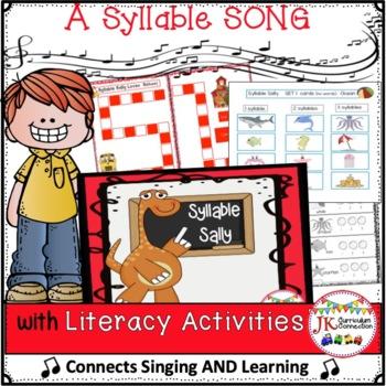 Syllables Song! Syllable Sally