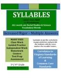 Syllables - Test Prep - VA SOL & Common Core