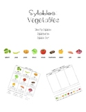 Syllables: Vegetables