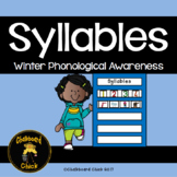 Syllables: Winter Phonological Awareness