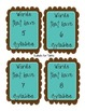 Syllables Word Work