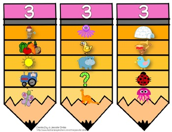 """Syllables """" 'Write' To The 'Point' """" Center Activity PLUS Printable ~CC Aligned~"""