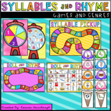 Syllables and Rhyming Games