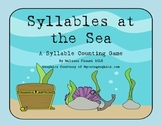 Syllables at the Sea - A syllable counting game