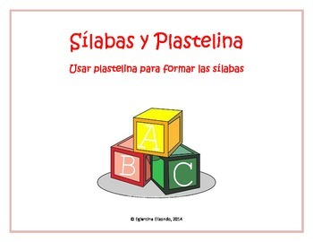 Syllables with Clay (Spanish)